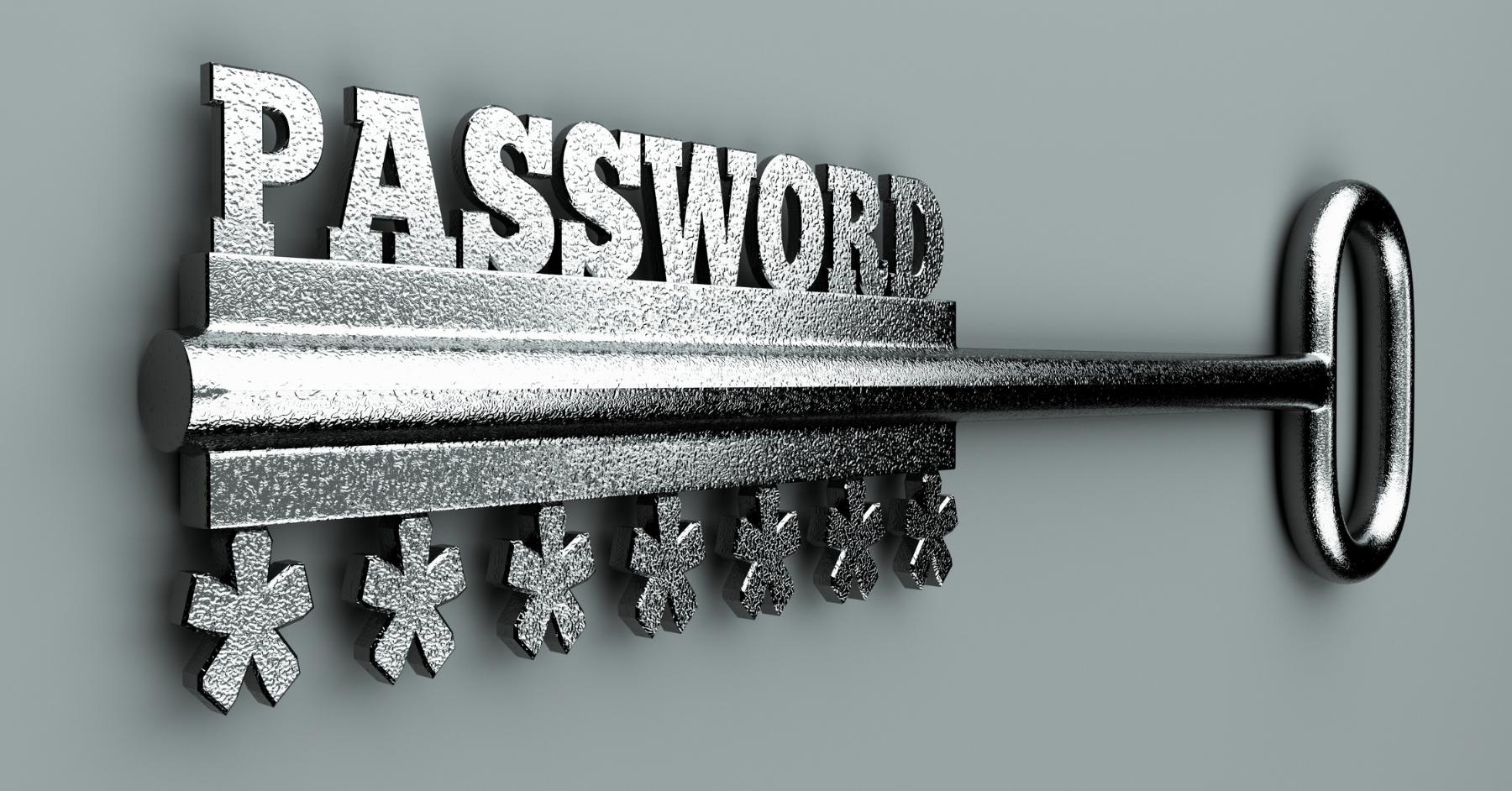 La password come chiave di accesso ai tuoi dati importanti